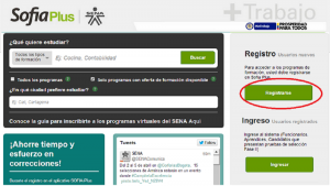 """registro sofia plus"""